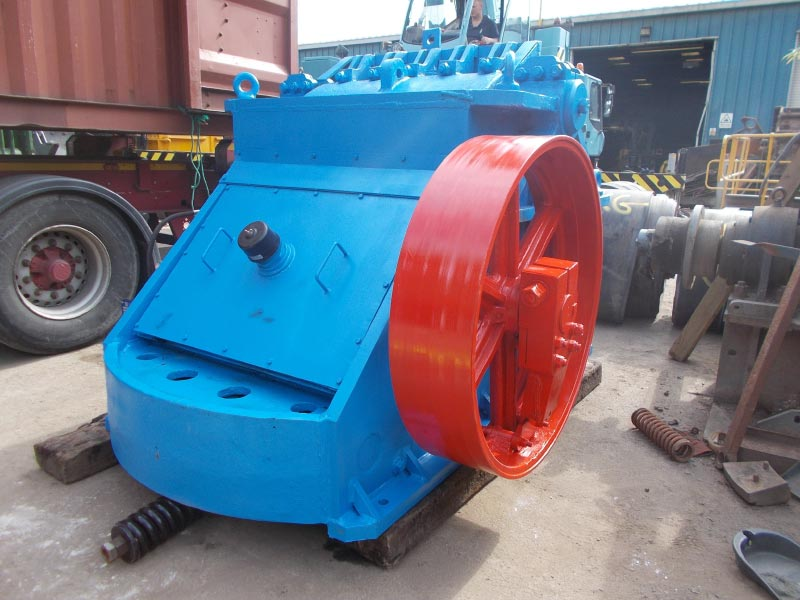 Kue Ken 107 Double Toggle Jaw Crusher