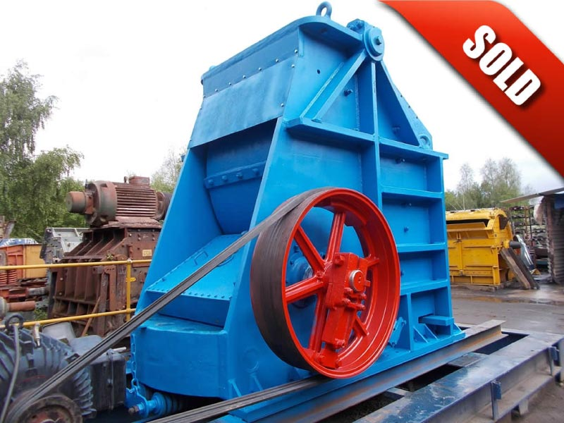 Kue Ken 120 Double Toggle Jaw Crusher